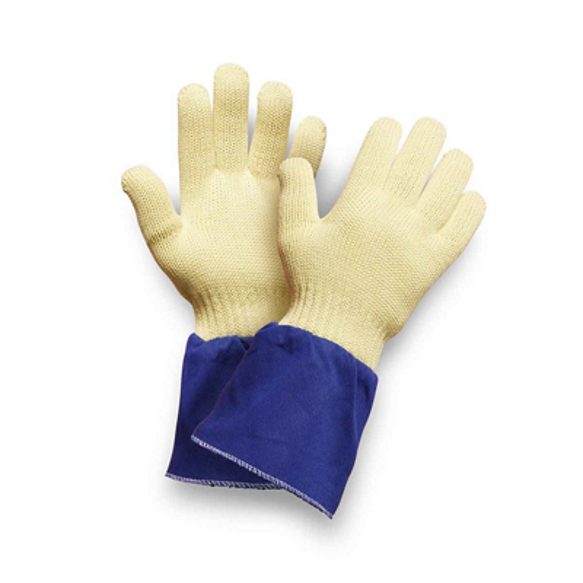 Gants GTA/D/M - Blanc/Bleu Lebon Protection