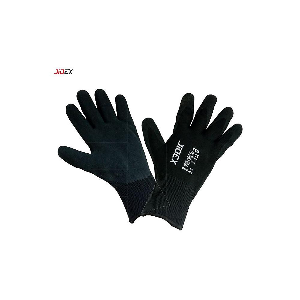Gants antifroid G415-ICE noirs Jidex