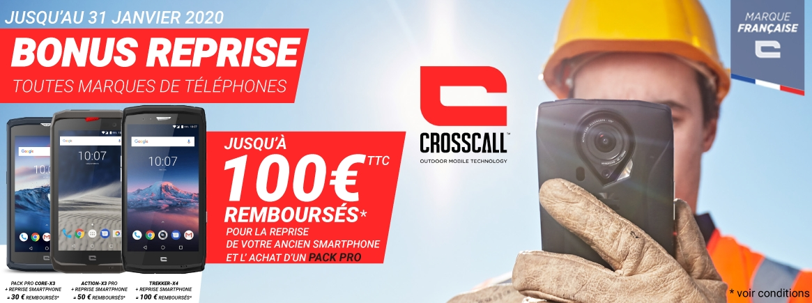 promotion Crosscall