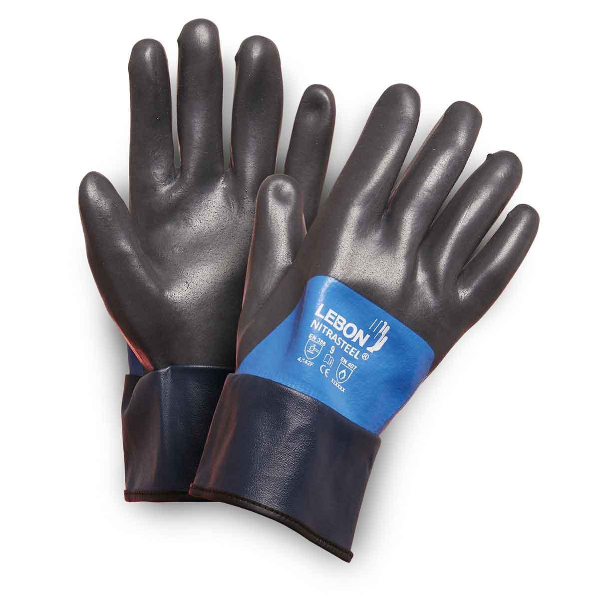 Gants Nitrasteel Lebon Protection
