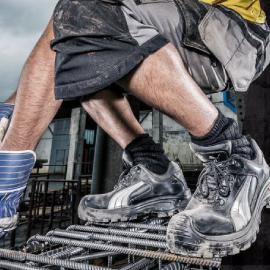 Chaussures et bottes de securite
