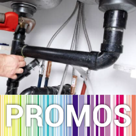 Toutes les promos plomberie