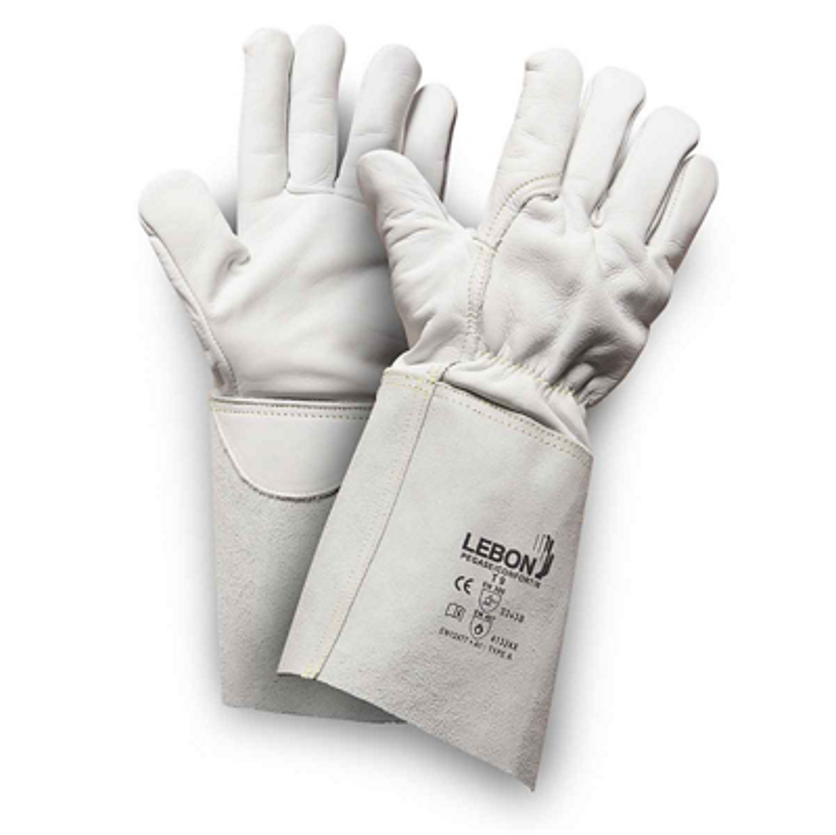 Gants soudure PEGASE CONFORT/R Lebon Protection