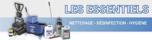 Offre hygiène et nettoyage Covid19