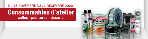 Consommables atelier