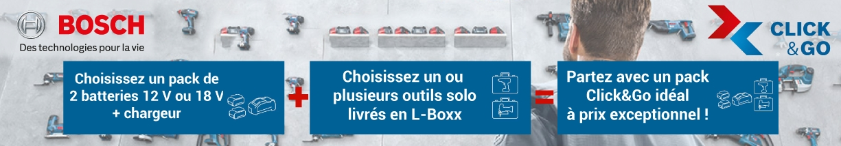 offre bosch click&go