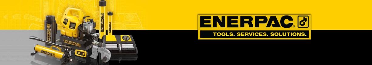 Page marque Enerpac