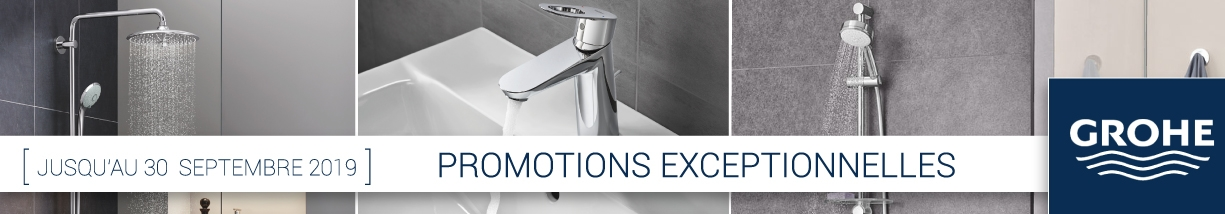 promotion Grohe