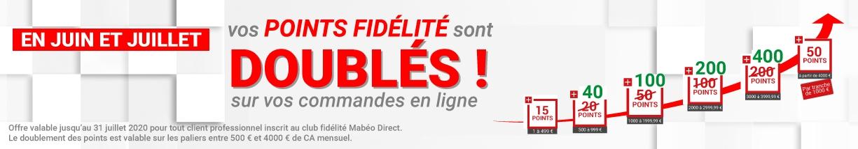 Bonus Club Fidélité Mabéo