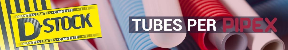 Déstockage Tube PER Pipex