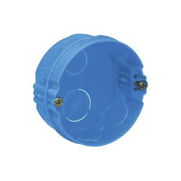 Boîte maçonnerie Modulo ronde à sceller Ø 67 Schneider Electric