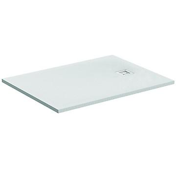 Receveur Ultra Flat S extra-plat rectangulaire à poser ou à encastrer Idéal Standard