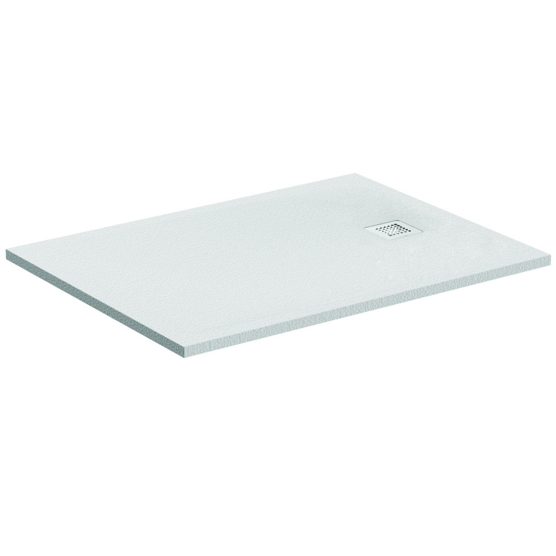 Receveur ultra-plat à poser ou à encastrer Ultra Flat S rectangle Idéal Standard