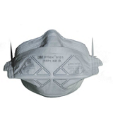 Masque antipoussière Vflex K9101E FFP1 NR D