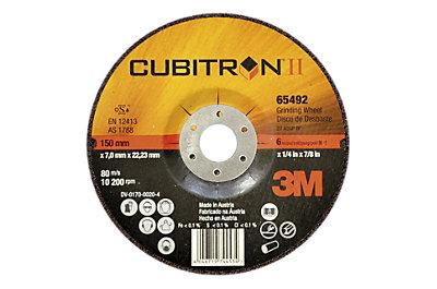 Disque ébarbage CUBITRON 2  230 x7mm