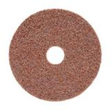 Disque abrasif non tissé 3M™ Scotch-Brite™ SC-DH, 115 x 22 mm, Grain A Gros, Marron