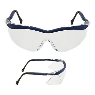 Lunettes de protection QX1000 incolore monture bleue 3M Protection