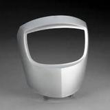 Façade avant argentée 432000 pour masque Speedglas 9000