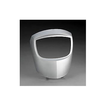 Façade avant argentée 432000 pour masque Speedglas 9000 3M Protection