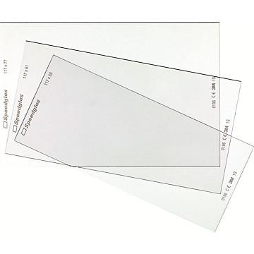 Protection intérieure 77 x 117 mm pour cassette optoélectronique Speedglas 9100X 3M