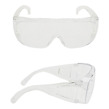 Surlunettes Visitor incolore 3M Protection