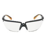 Lunettes de protection Solus incolore monture noire/orange