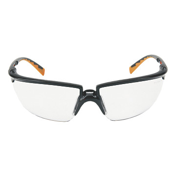 Lunettes de protection Solus incolore monture noire/orange 3M Protection