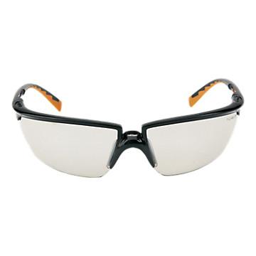 Lunettes de protection Solus teintées monture noire/orange 3M Protection