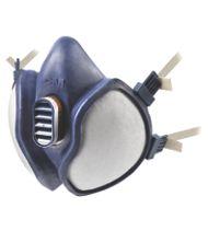 Demi-masques jetables antigaz série 4000