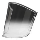 Visières transparentes M-927 pour coiffes et casques de sécurité Versaflo et Jupiter