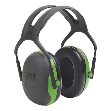Casques antibruit Peltor série X 3M