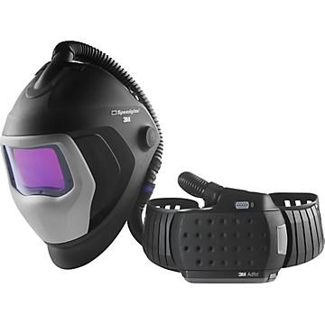 Masque de soudage Speedglas 9100XXi avec système Adflo 3M Protection