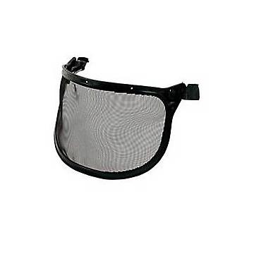 Visière grillagée acier V1A pour casque Peltor 3M Protection