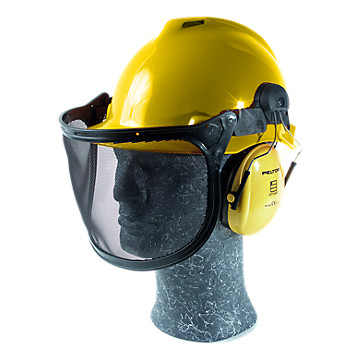 Casques forestiers G22D 3M Protection