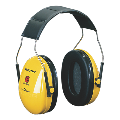 Casque antibruit Optime I 3M