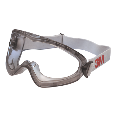 Lunette-masque K2890A incolore 3M Protection