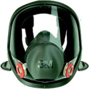 Masques respiratoires complets réutilisables série 6000