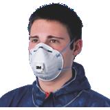 Masques jetables antipoussière FFP2 Classique