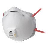 Masque jetable antipoussière FFP3 Confort