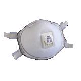 Masques jetables antipoussière FFP2 spécial soudage