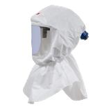 Cagoule légère avec harnais Premium pour unités filtrantes Jupiter et Versaflo