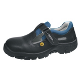 Sandales de sécurité ESD S1 noir
