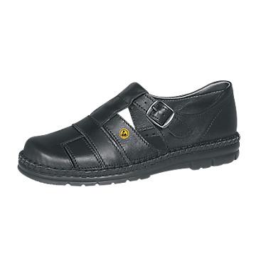 Chaussures de travail femme basses ESD 36610 Abeba