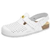 Sandales de travail blanches ESD