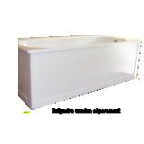 Habillage baignoire PVC gamme Alizée