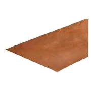 Feuille en cuivre