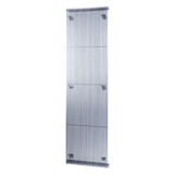 Radiateur Striane horizontal double