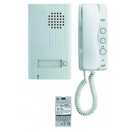 Kit audio pour logement individuel DA Aiphone