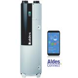 Chauffe-eau thermodynamique T Flow Hygro Plus connecté