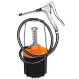 Distributeur de graisse haute pression portable